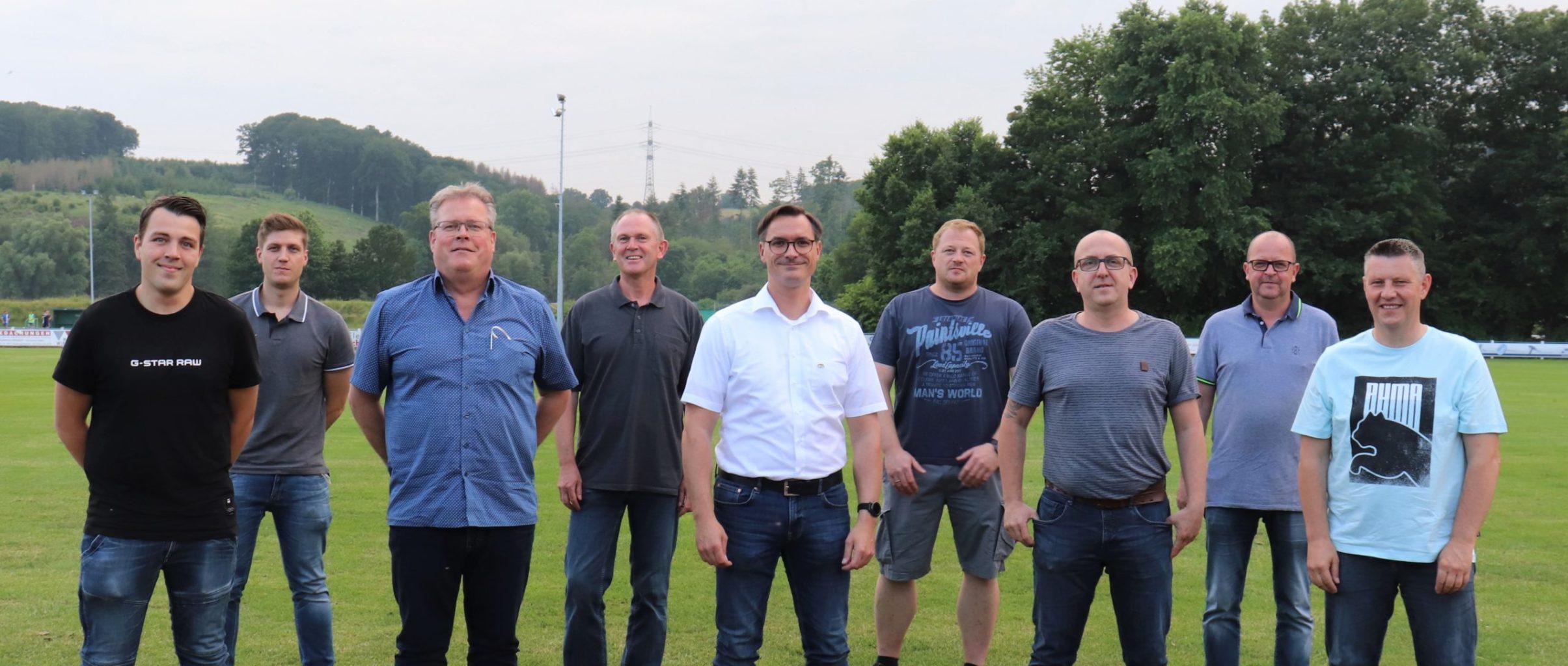 Digitalisierung des Fußball Club Ense 2010 e.V. und der Vereinsorganisation